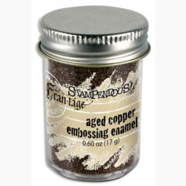 Embossing Enamel - Aged Copper FREG025