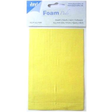 Foam Pads 2.5 x 2.5mm 6500/0060