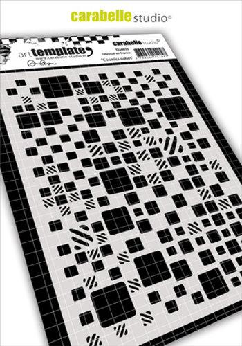 Stencil CS Cosmics Cubes TE60073