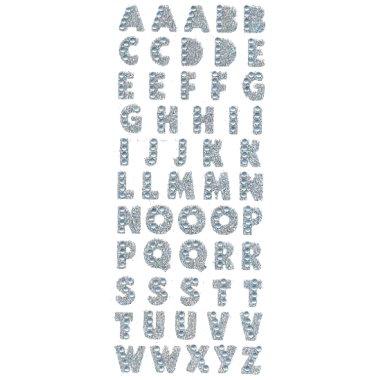 Klistermerke K&G Alfabet Bling 180206