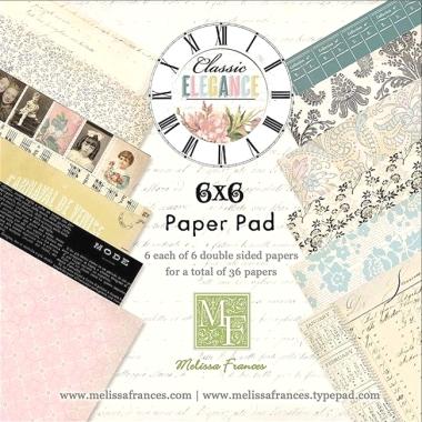 Paper Pad Classic Elegance GN611