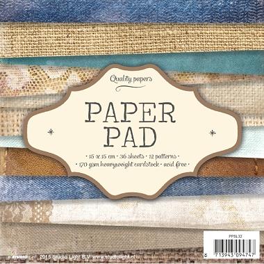 Paper Pad PPSL32