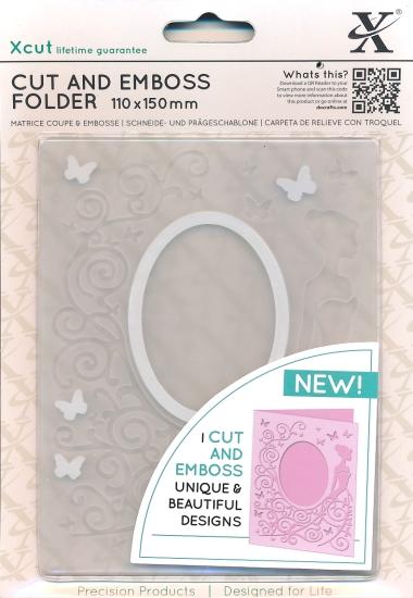 Embossing Folder XCU503801