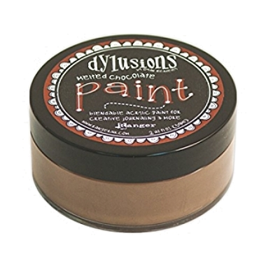 Dylusions Paint DYP46011 Meltet Chocolate