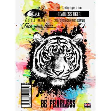 Stempel V.I Fearless Tiger