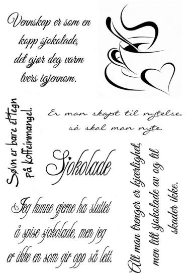 Stempel ST Kaffekopp
