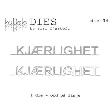 Dies KB die-34