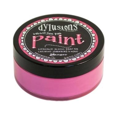 Dylusions Paint DYP45953 Bubblegum Pink