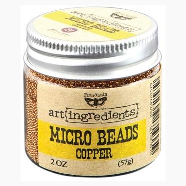 Micro Beads - Copper