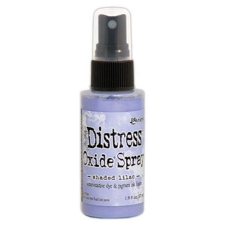 Spray Distress Oxide Shaded lilac