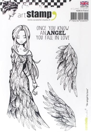 Stempel CS An Angel to Love SA60132E