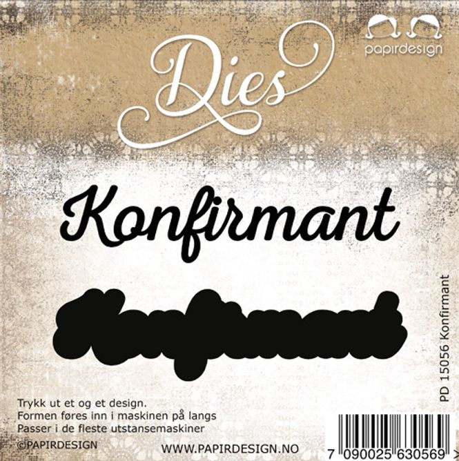 Dies PD 15056 Konfirmant
