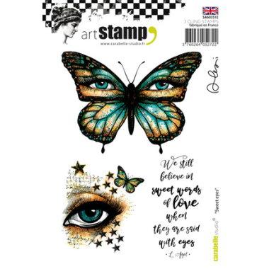 Stempel CS Sweet Eyes