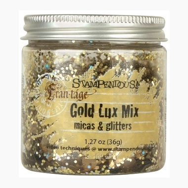 Glitter Gold Lux Mix FRL02