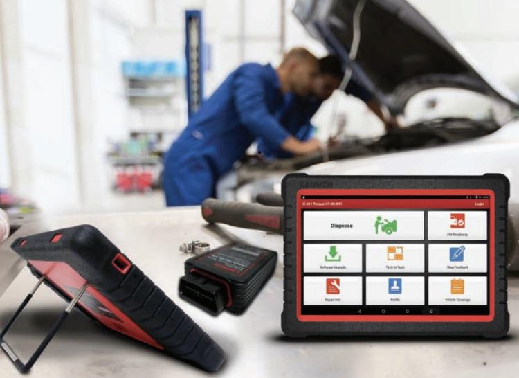 SkyBlue Mobile Diagnostics
