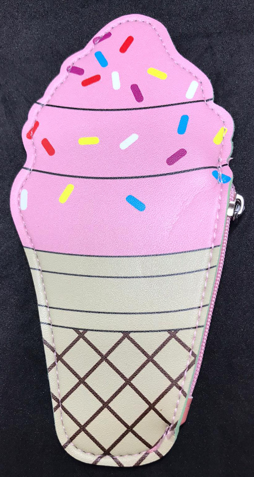 Acorn & Will Ice Cream Purse