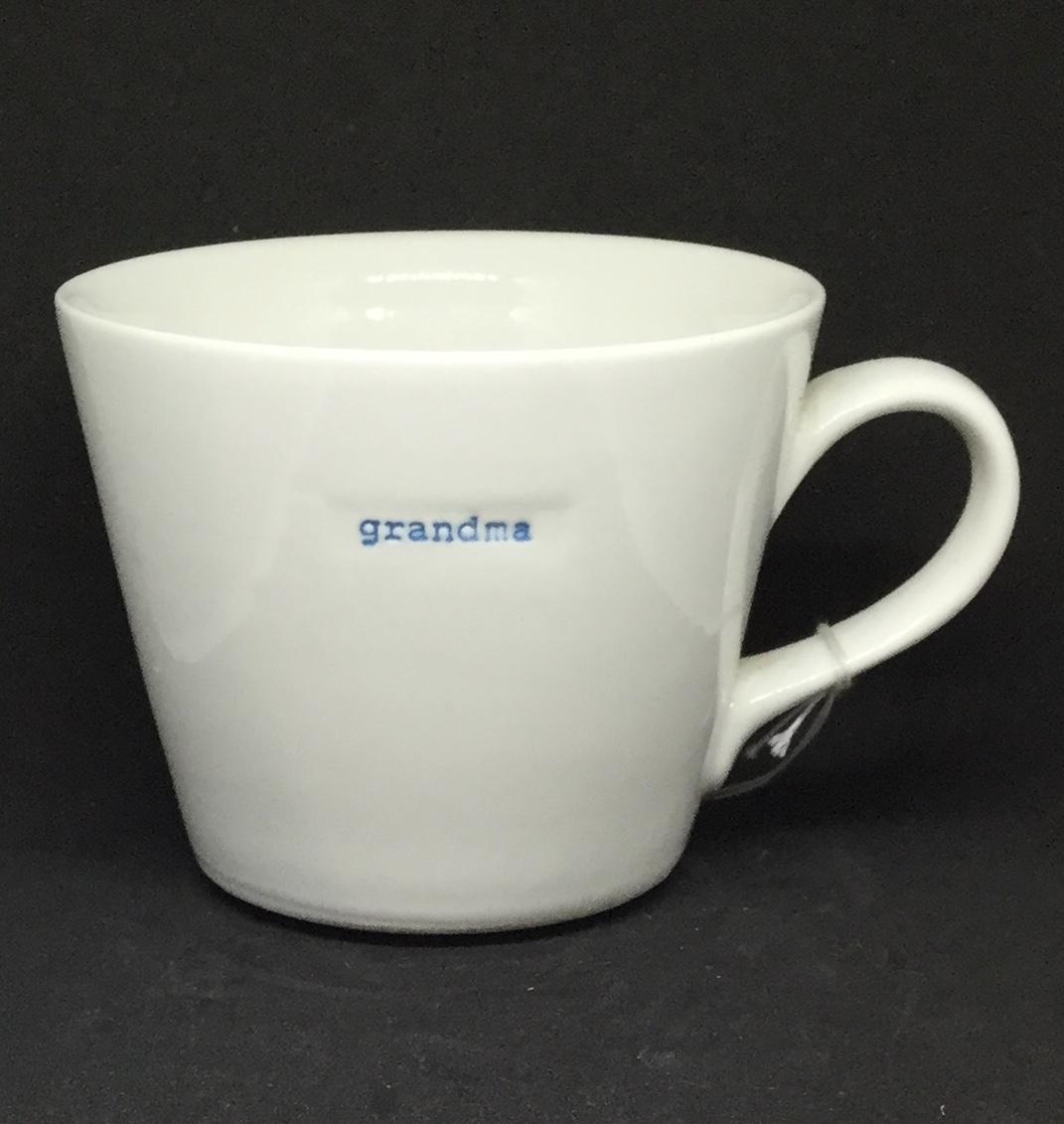 'Grandma' fine bone China mug