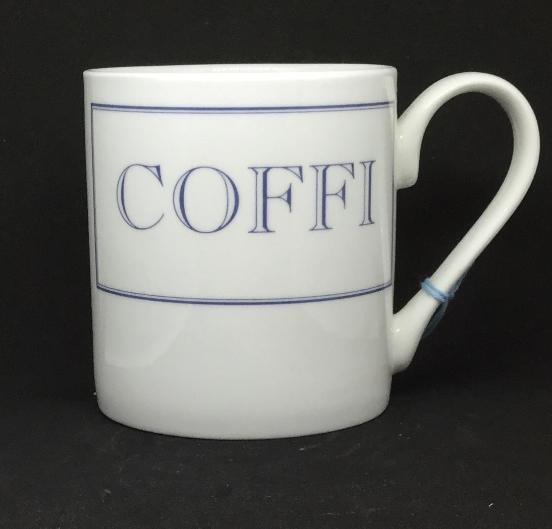 'Coffi' mug