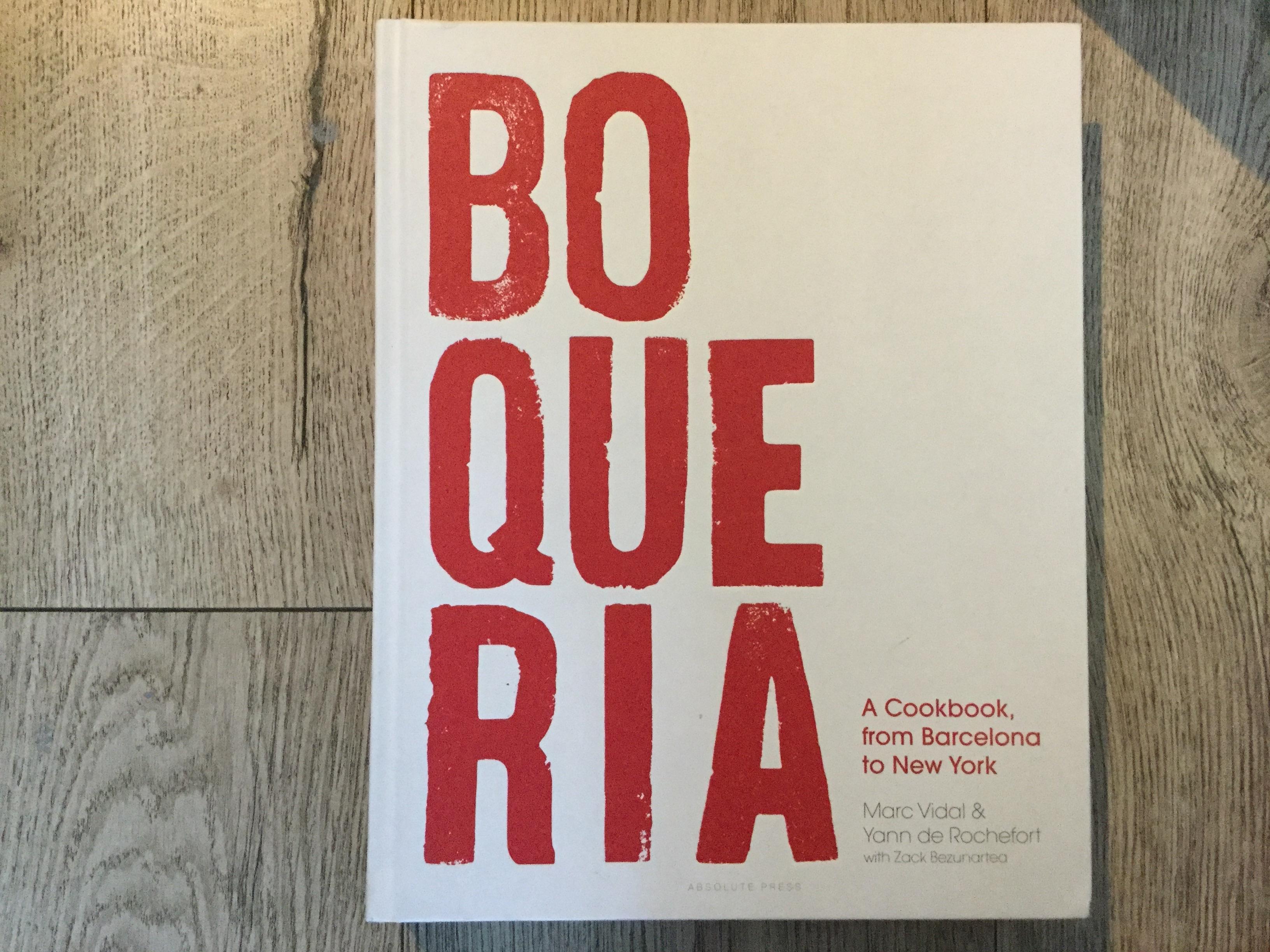 Boqueria book
