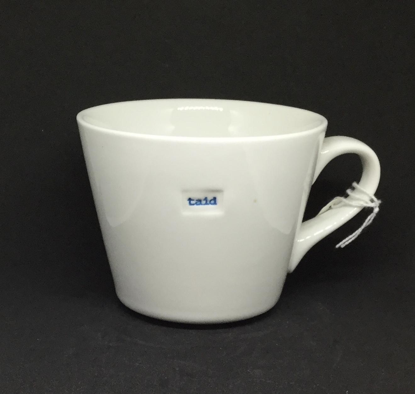'Taid' fine bone China mug