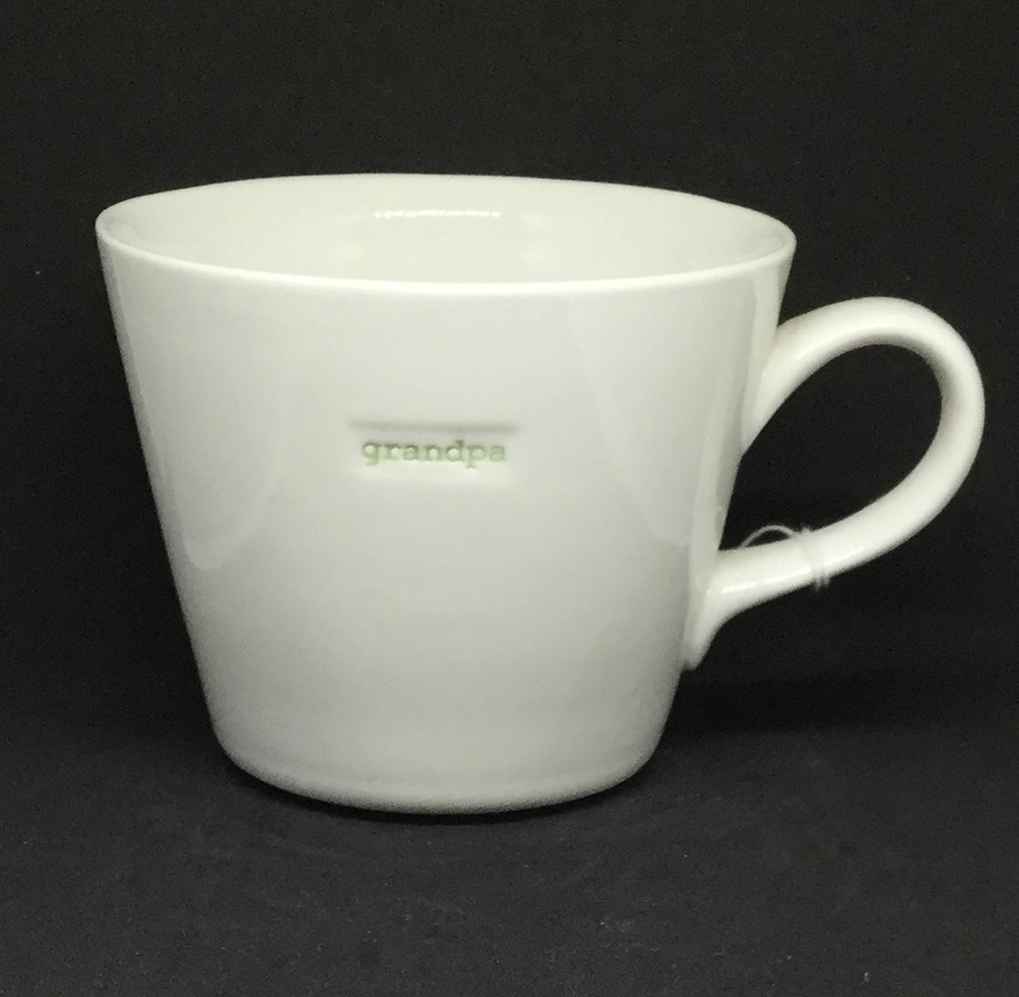'Grandpa' fine bone China mug.