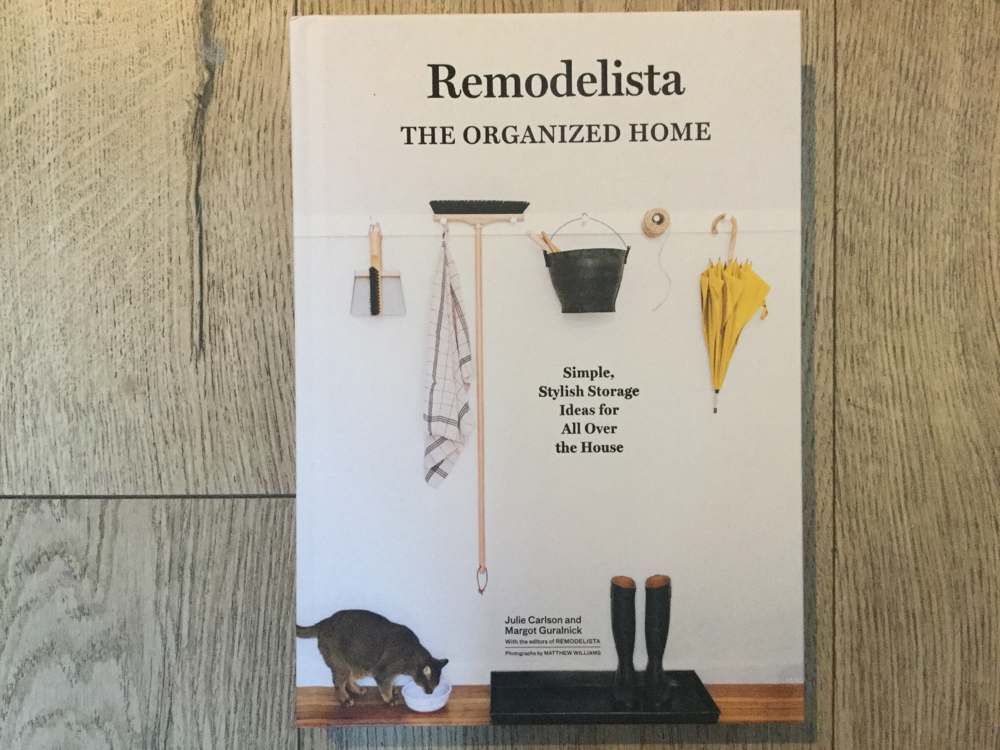 Remodelista The organised Home book