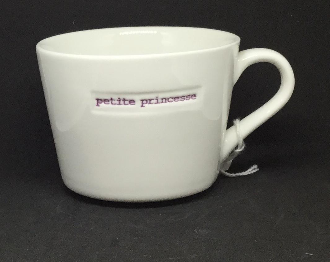 'Petite Princesse' fine bone China mug