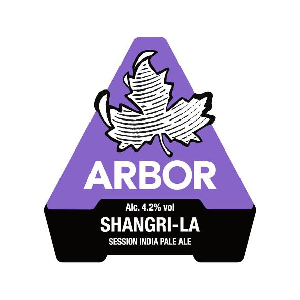 Shangri La 5 litre mini keg