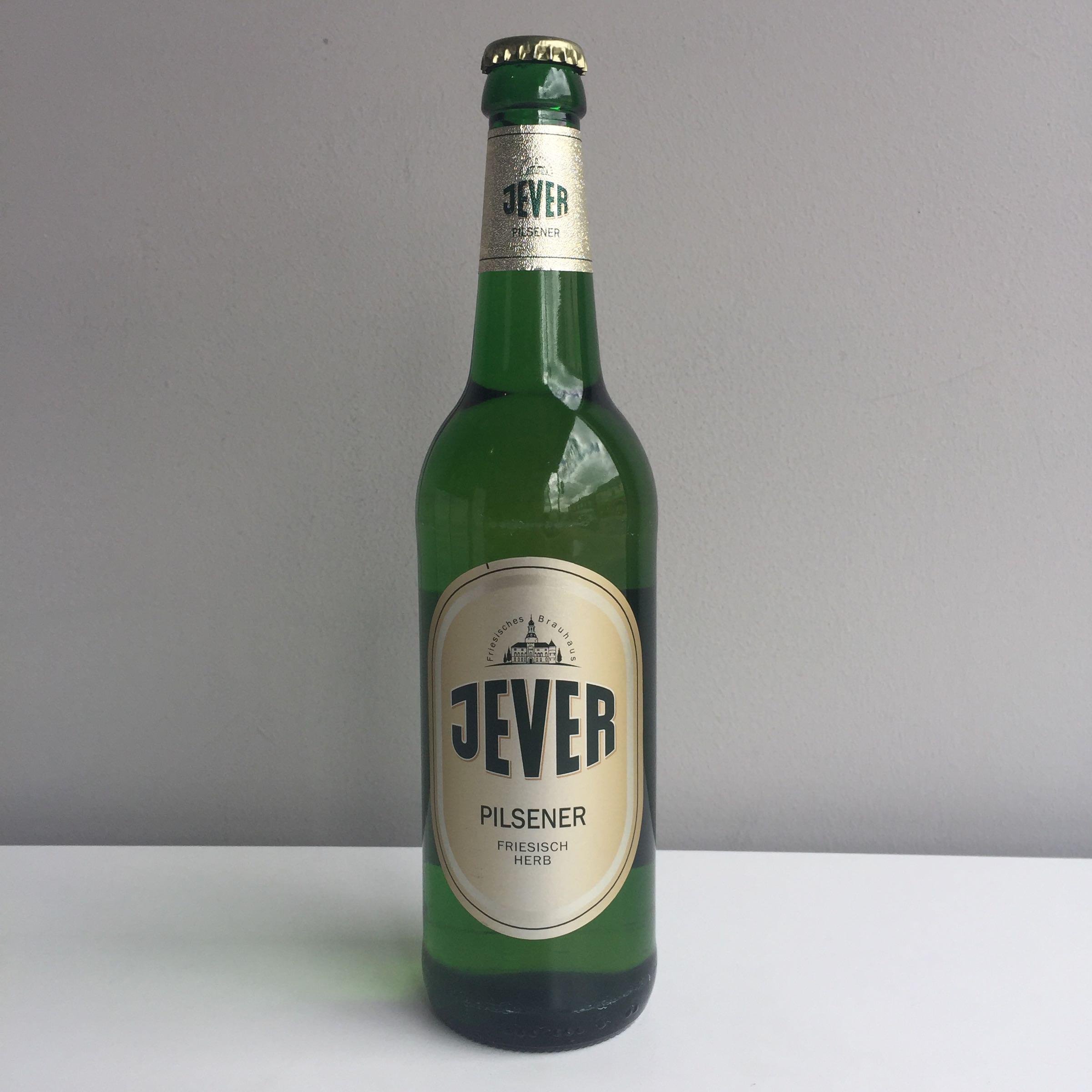 Jever Pilsner 4.9% 0.5l