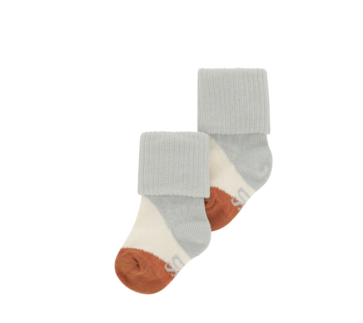 Kopie von Soft Gallery Baby Girl Socks Pale Mauve Stripes