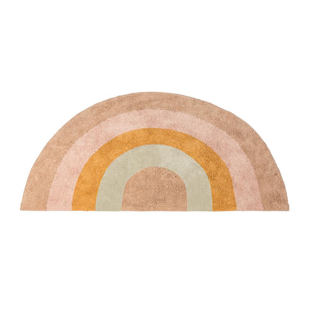 THAT'S mine Rainbow Teppich 100% Bio-Baumwolle