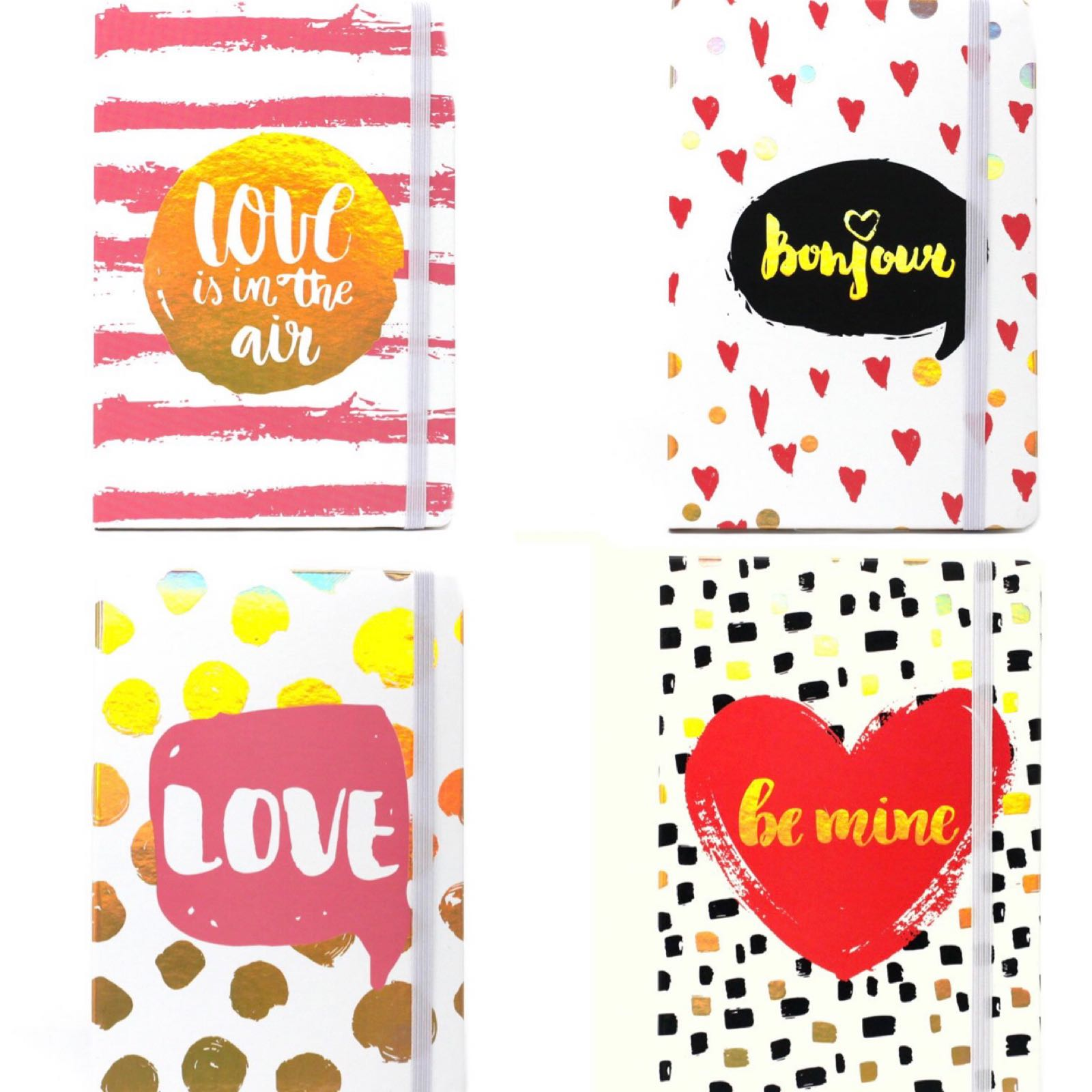 Funky Love Notebook