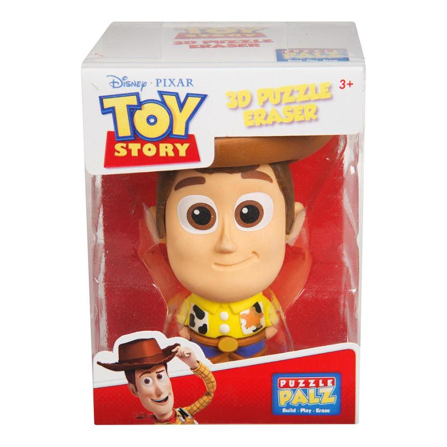 TOY STORY GIANT 3D PUZZLE ERASER - WOODY