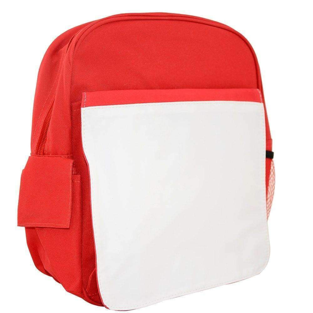 RED KIDS BACKPACK