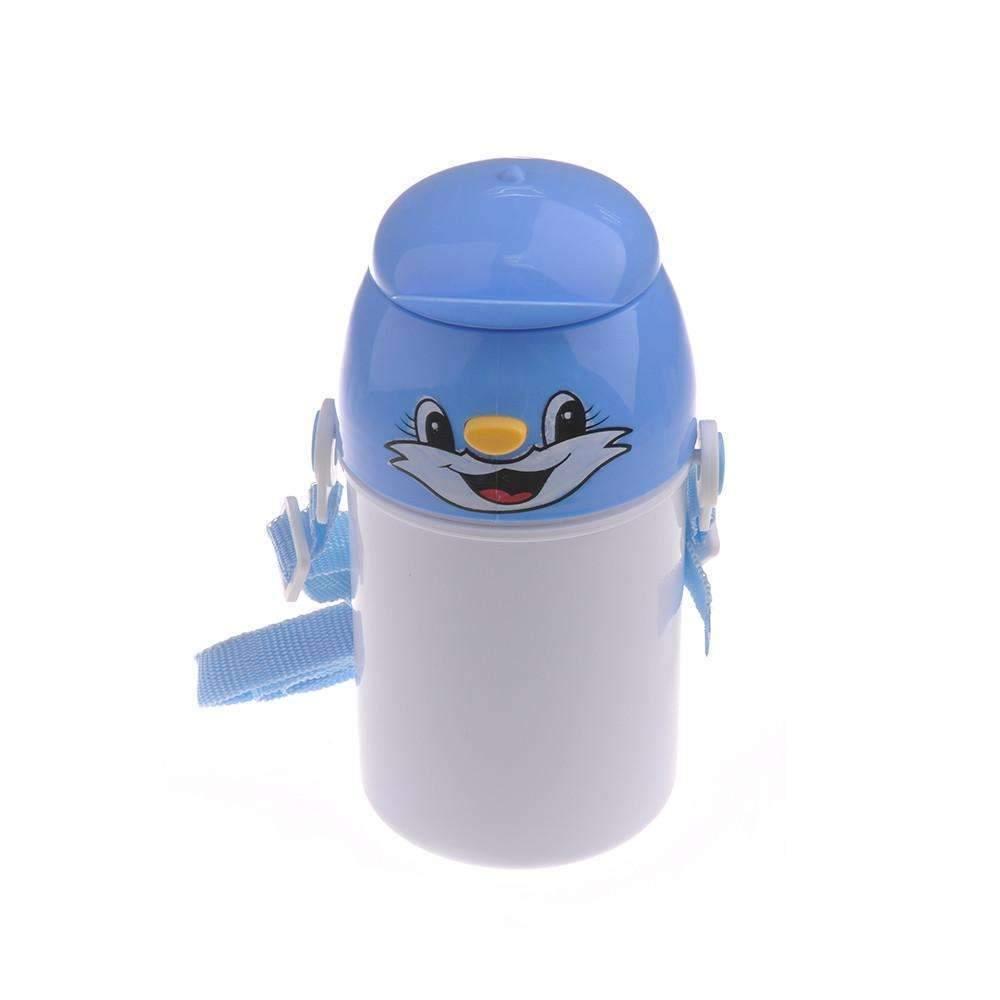 KIDS WATER BOTTLE BLUE
