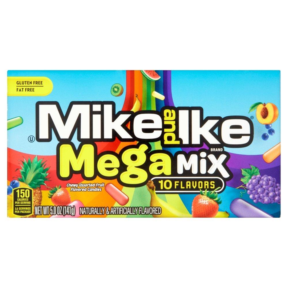 mike & ike mega mix
