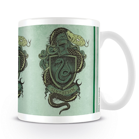 Harry Potter Mug Slytherin Monogram