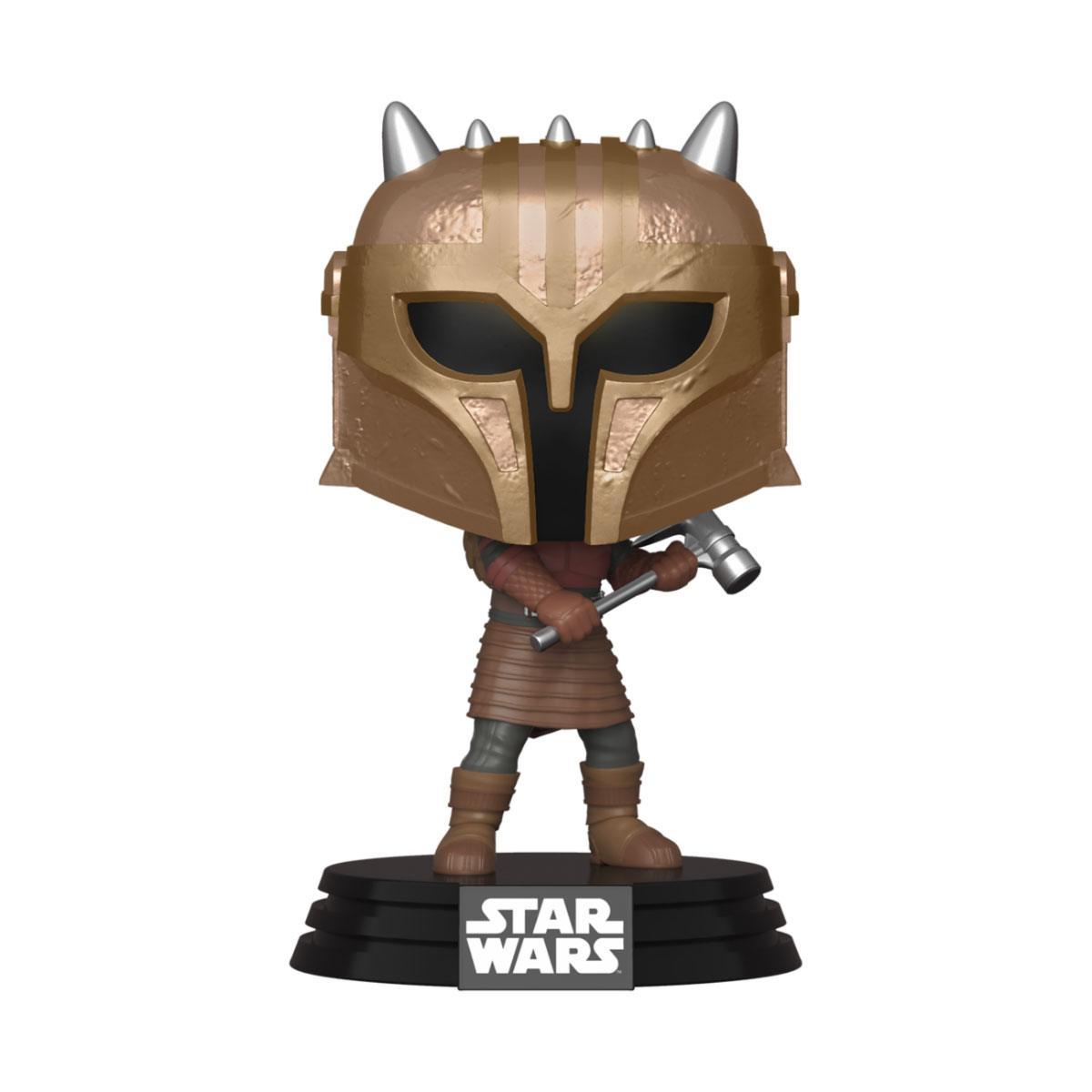 Funko POP! Star Wars: Mandalorian - The Armor Vinyl Figure 10cm