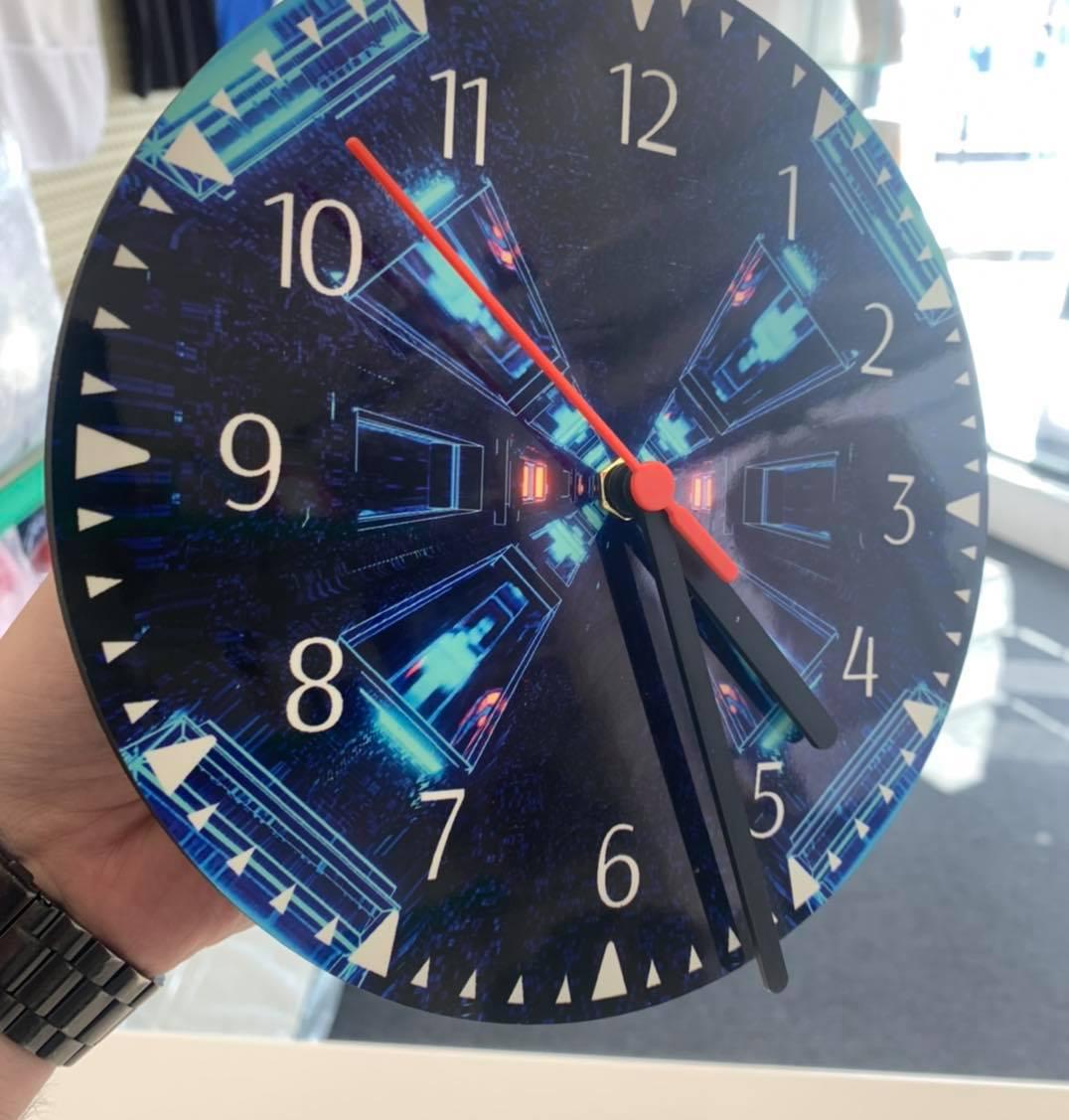20cm MDF CLOCK