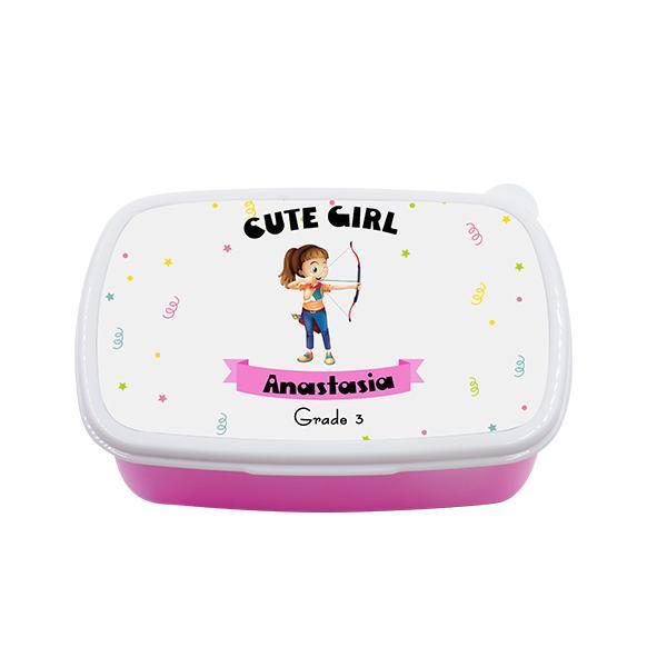 Pink Snack Tub