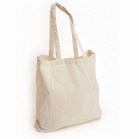 NATURAL SOFT TOTE BAG