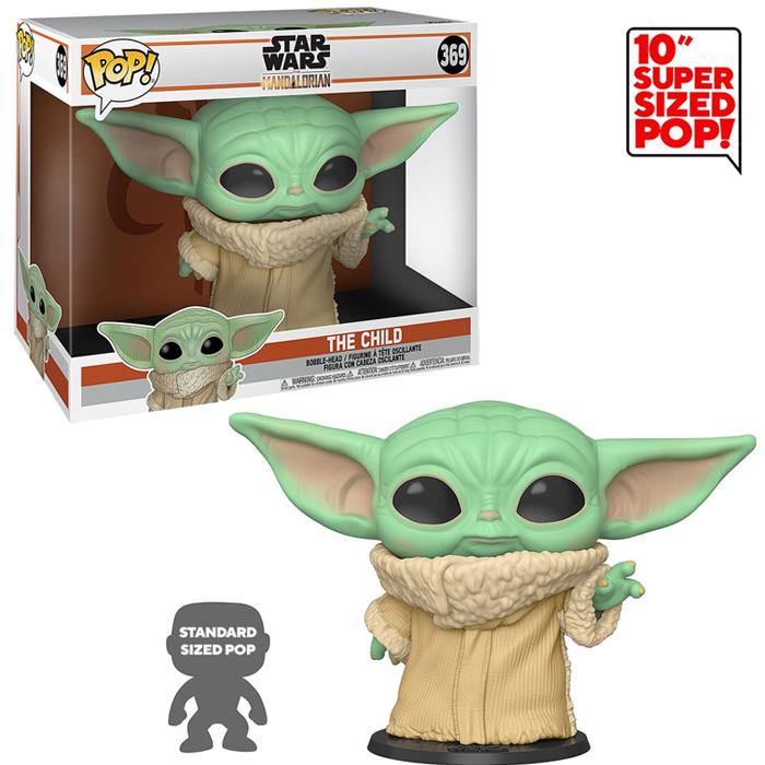 Funko POP! POP Star Wars: Mandalorian- 10