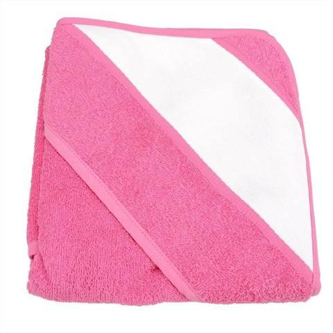 Pink Baby Towel