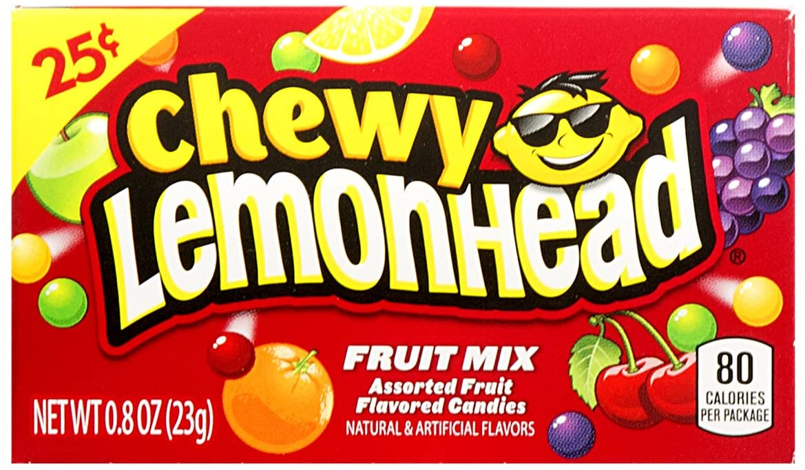 Chewy Lemonhead Fruit