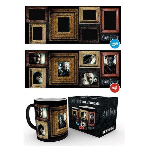 Harry Potter Heat Change Mug Portraits