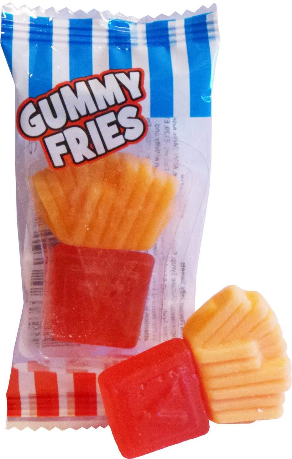 Gummy Fries