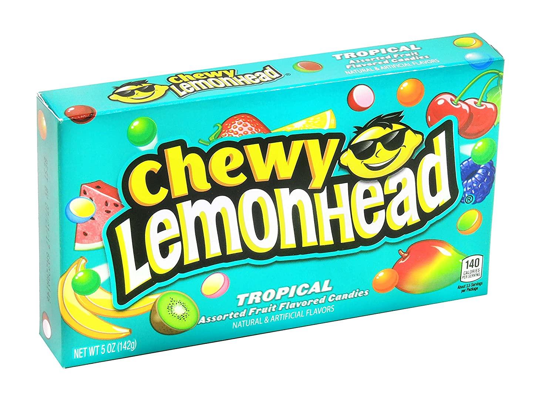 Chewy Lemonhead Tropical