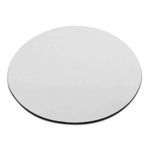 FABRIC 3MM ROUND MOUSE PAD
