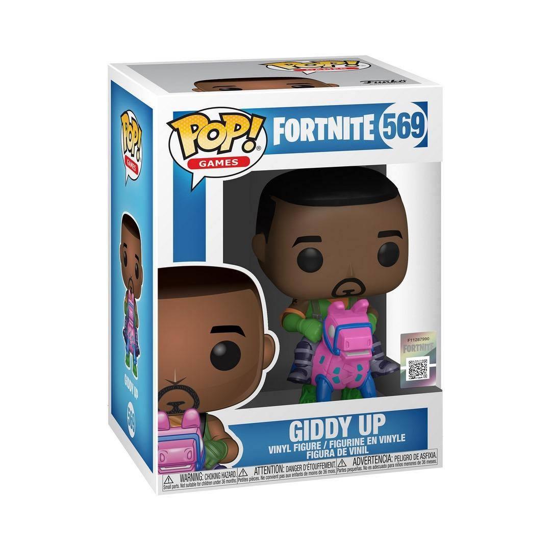 Fortnite POP! Games Vinyl Figure Giddy Up 9 cm