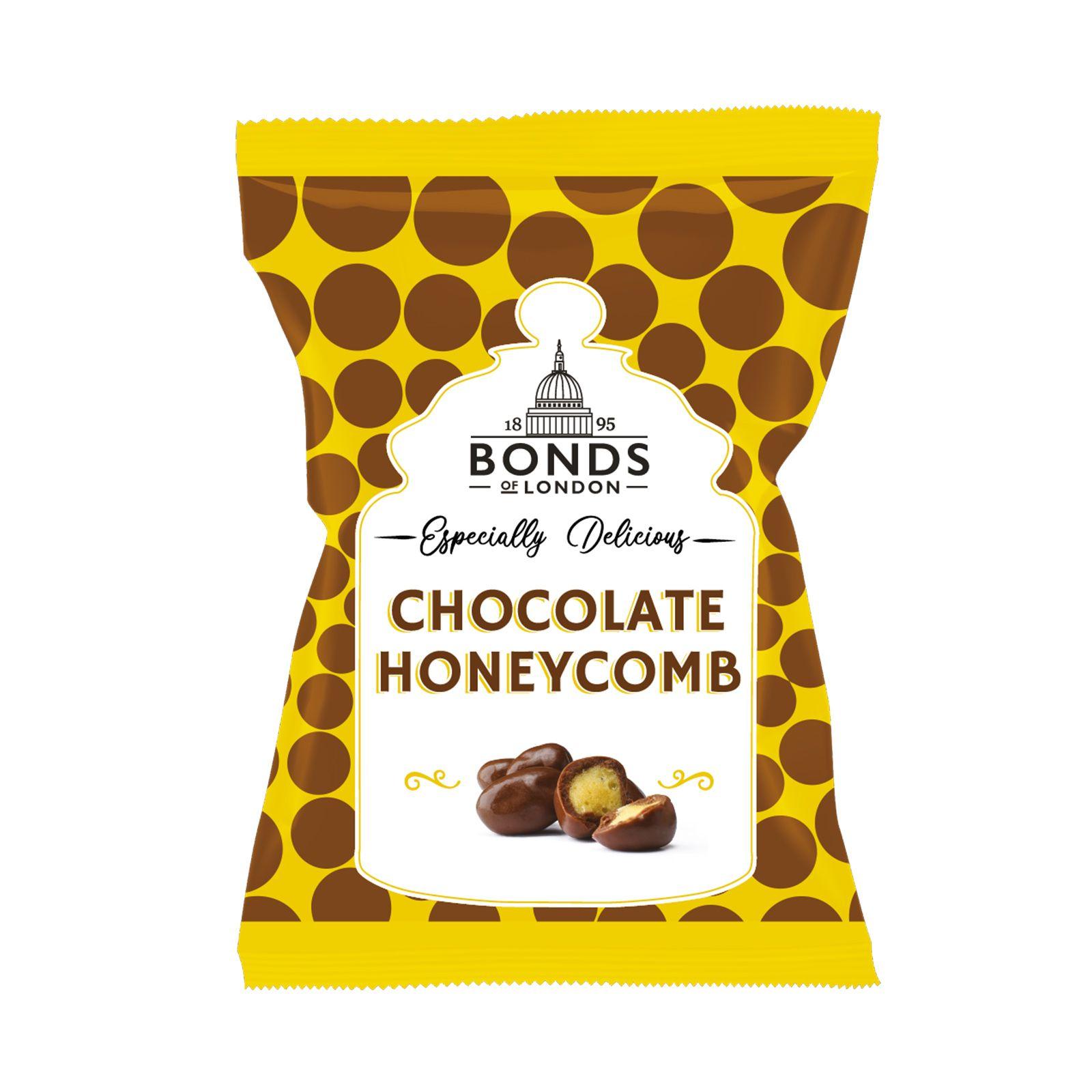 Chocolate Honeycomb Bags 120g